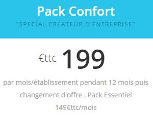Pack Confort CLETA